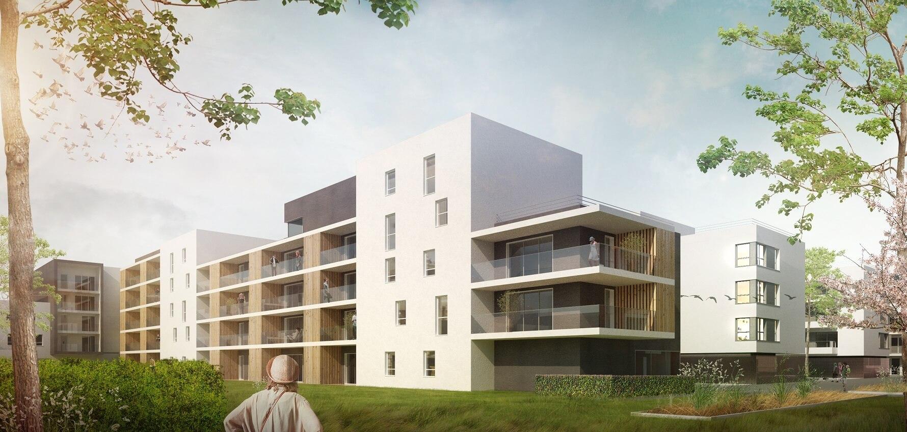 AeA Architectes Reconstruction site Brasserie Kronenbourg