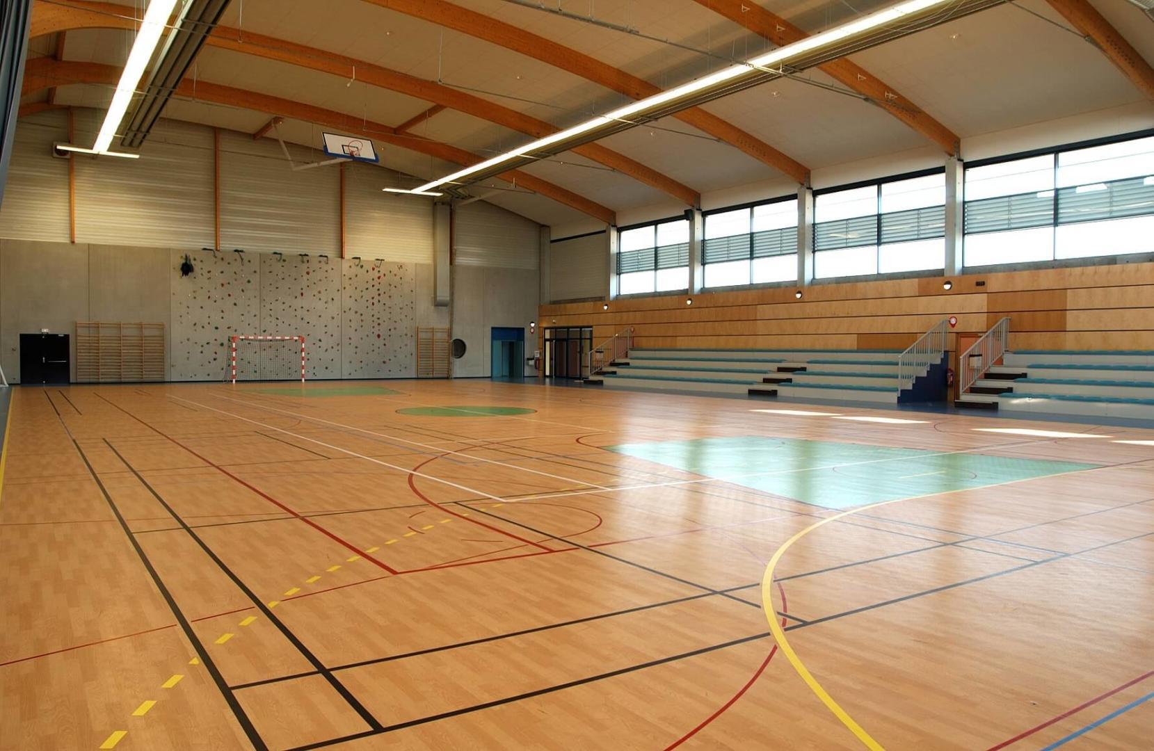 AeA architectes COSEC Habsheim