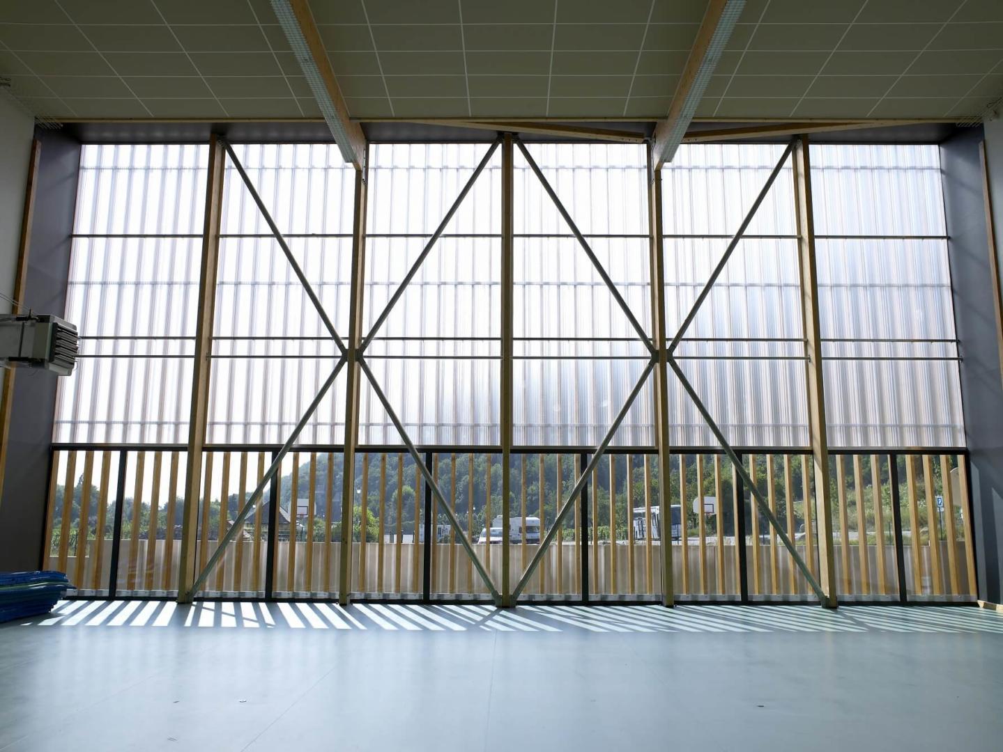 AeA Architectes COSEC Kaysersberg