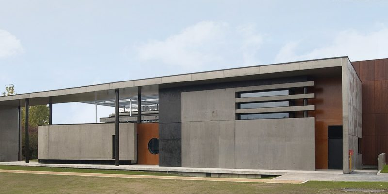 AeA Architectes Construction Critt Aerial