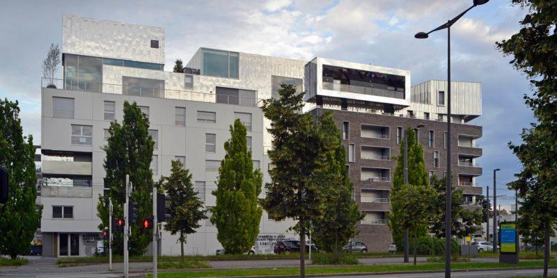 AeA Architectes Réalisation Immeubles Equinoxe