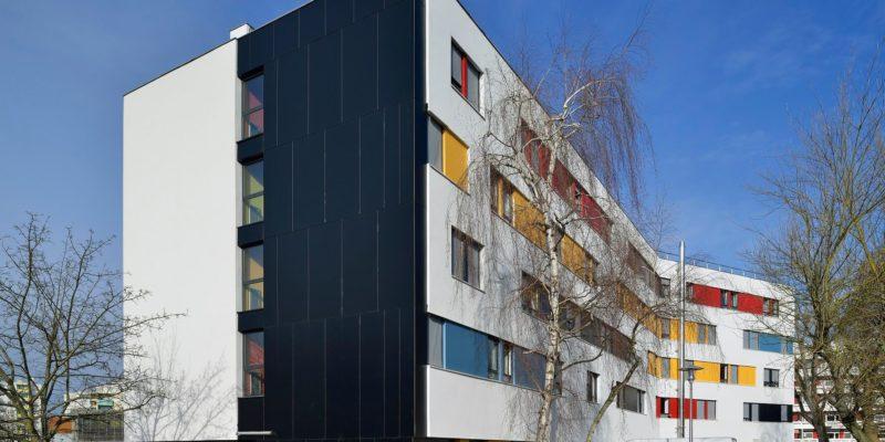 AeA Architectes Foyer de l'Ill