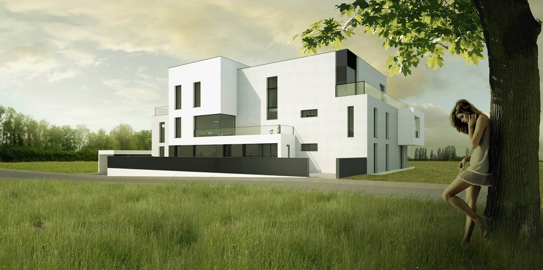 AeA Architectes Construction Immeuble Griesheim