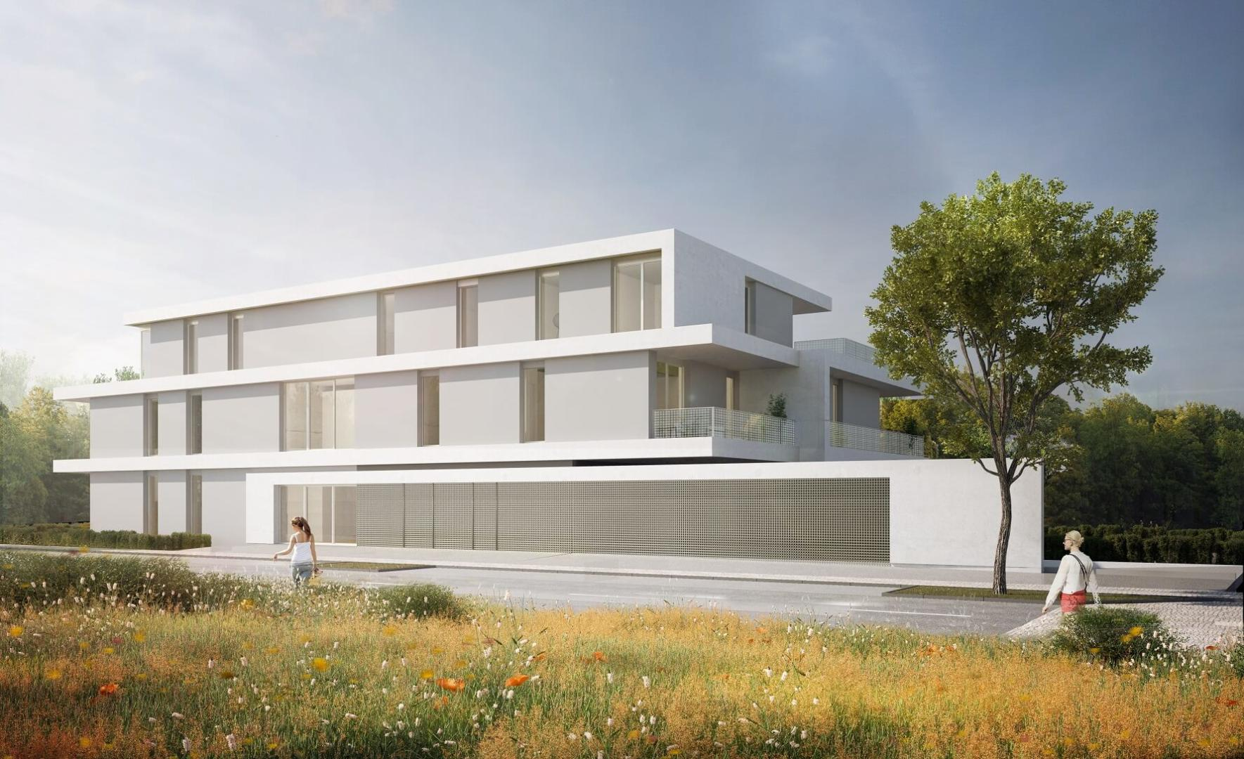 AeA Architectes Construction lotissements Hoeft II
