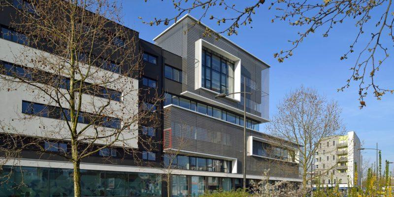 AeA Architectes Construction Logement Ilot Kurvau