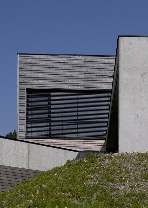AeA Architectes Construction locaux La Bresse