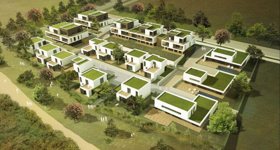 Programme immobilier à Truchtersheim, Alsace – PERSPECTIVE