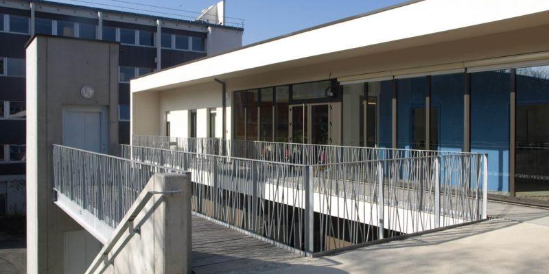 AeA Architectes Restructuration Lycée Louis Armand