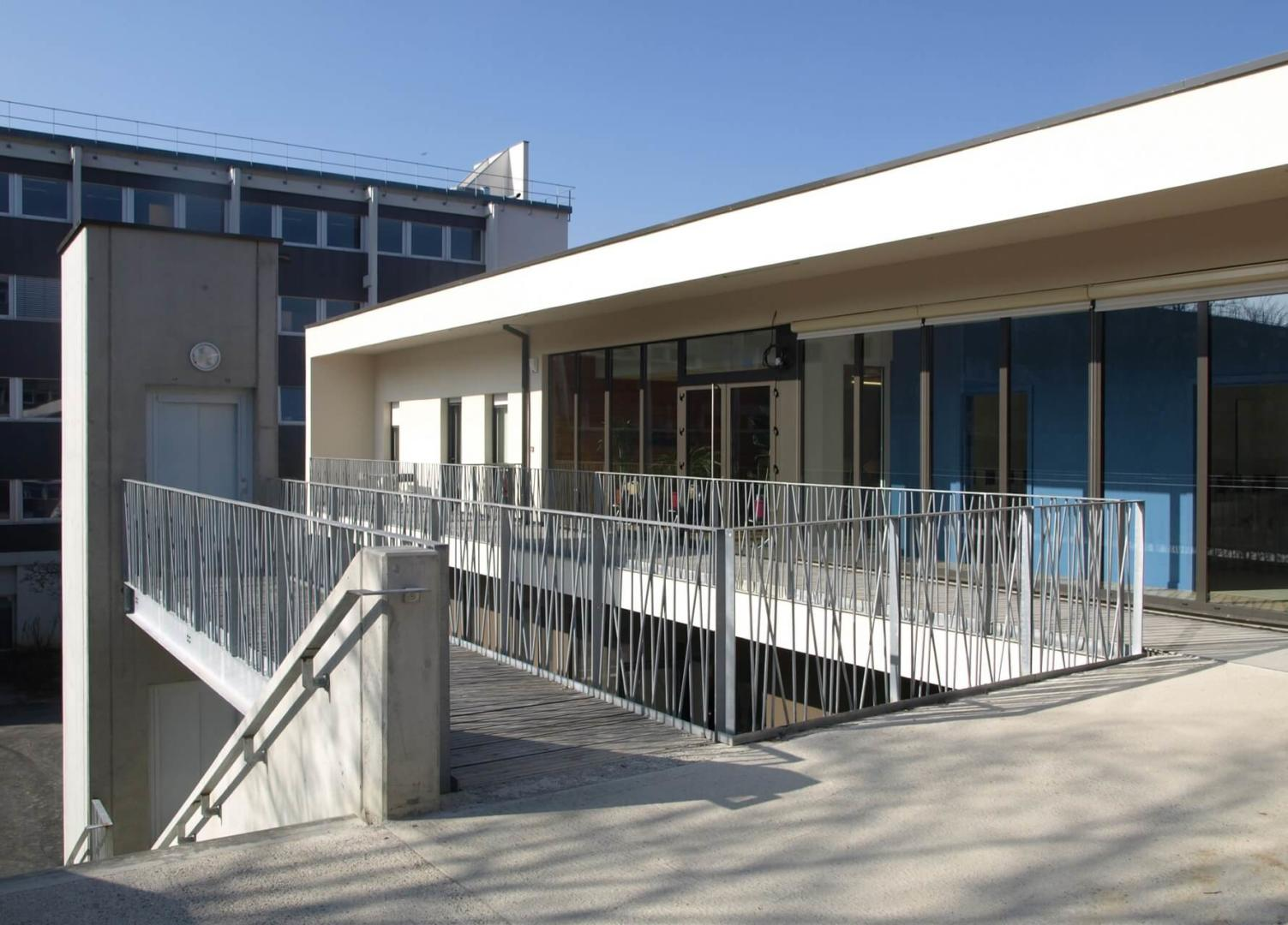 AeA Architectes Restructuration Lycée Louis Armand
