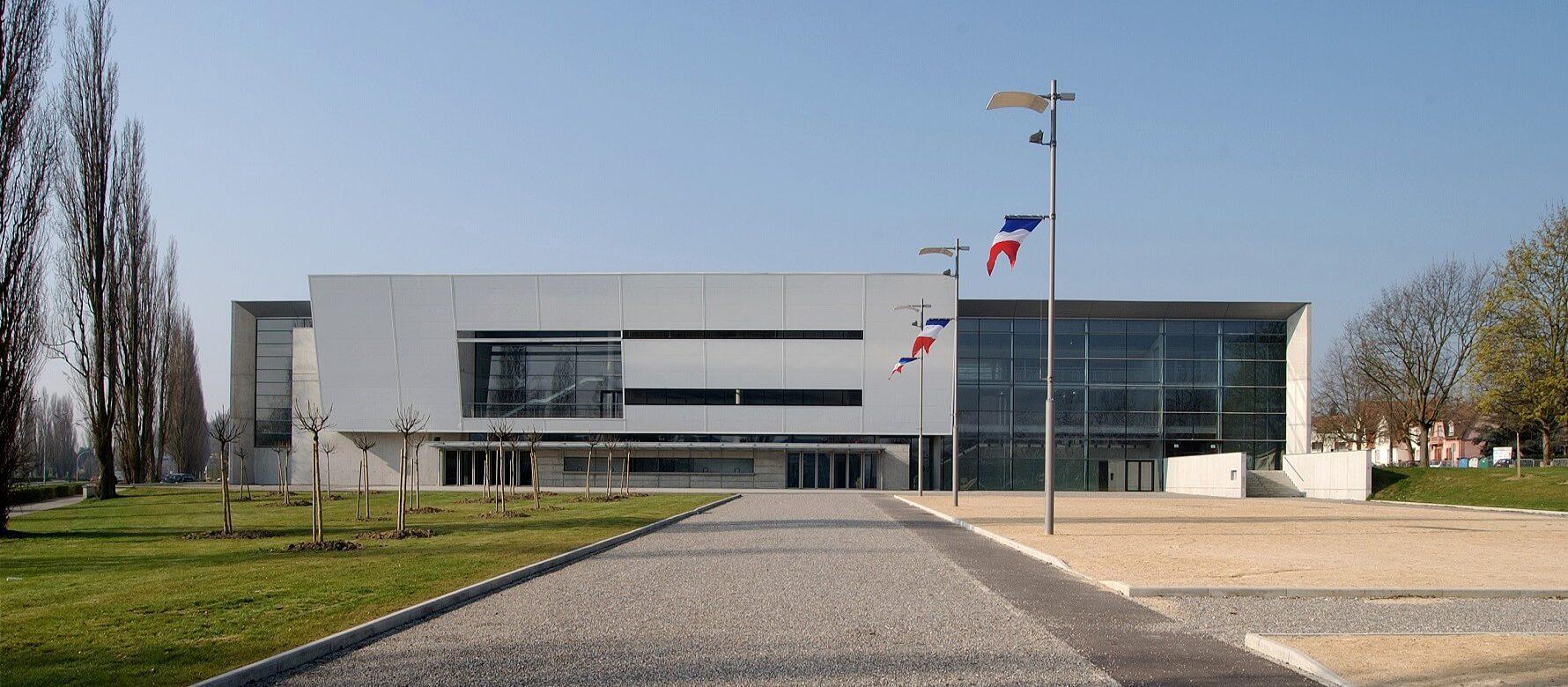palais des sports de Mulhouse
