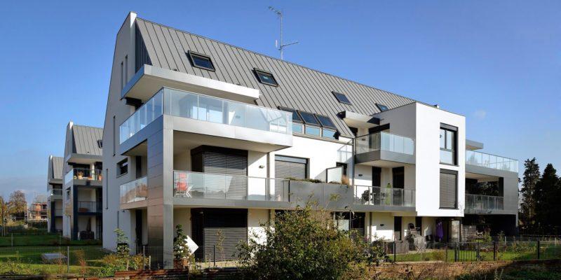 AeA Architectes Construction Logements Saint Thomas