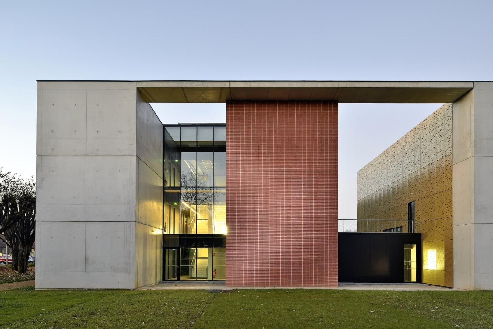 AeA Architectes Extension UTBM Belfort