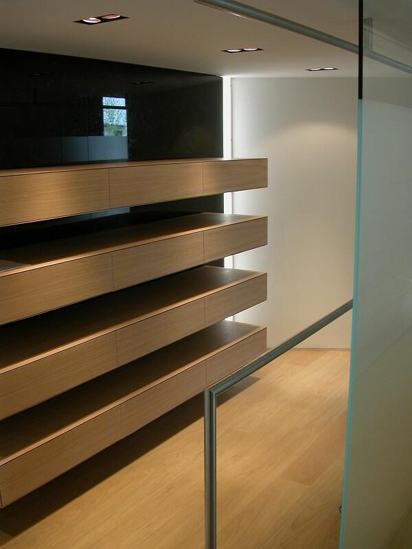 AeA Architectes Création Villa Binningen