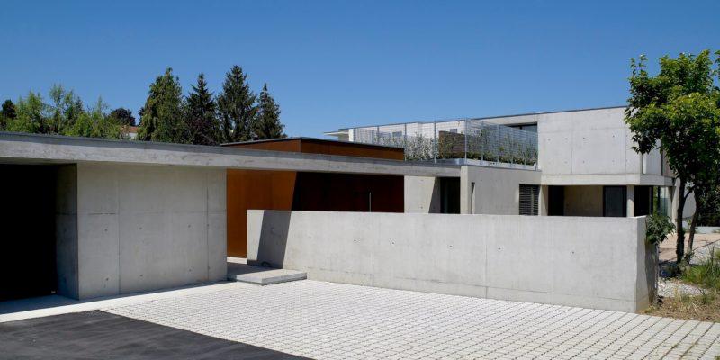 AeA Architectes Création et Construction Villa Riedisheim