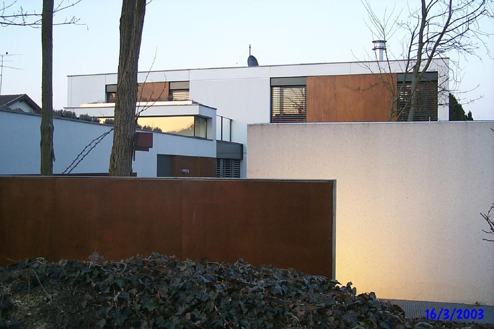 AeA Architectes Création Villa O Riedisheim