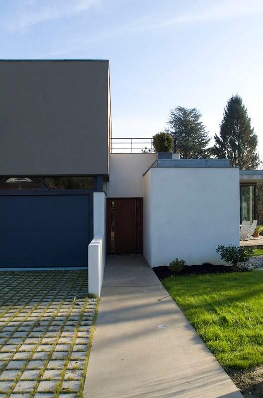 AeA Architectes Création Villa à Riedisheim