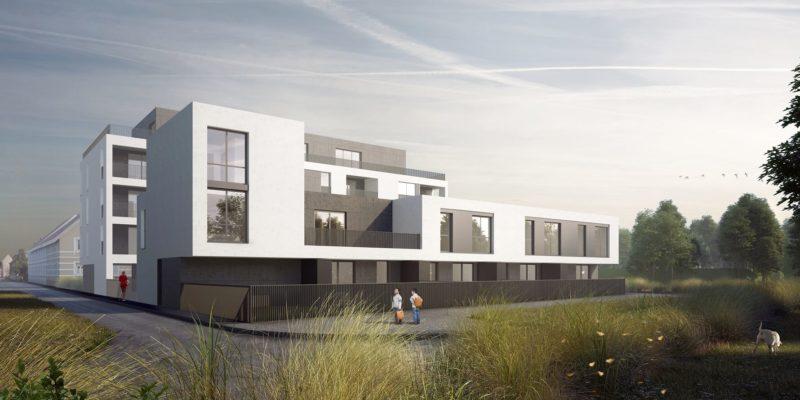 AeA Architectes Construction Immeubles ZAC Ville de Paris à Saint-Louis