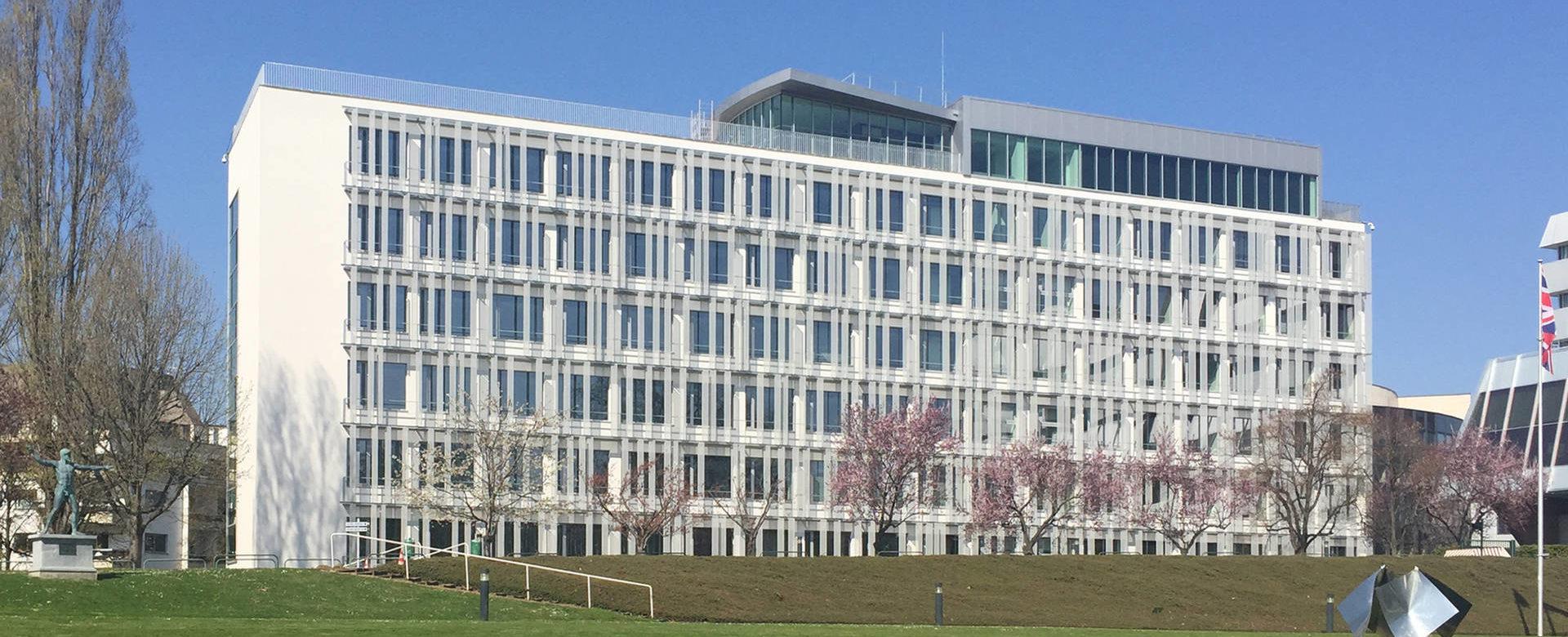 bâtiment václav havel – parlement européen