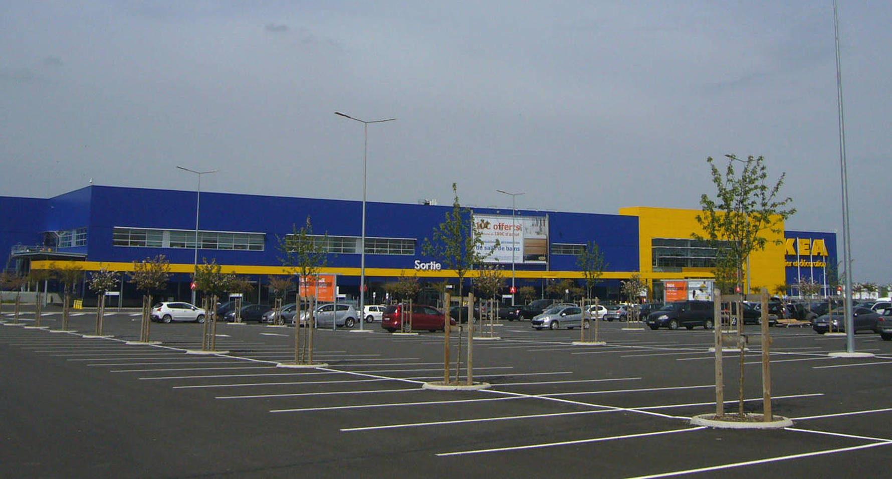 IKEA Mulhouse