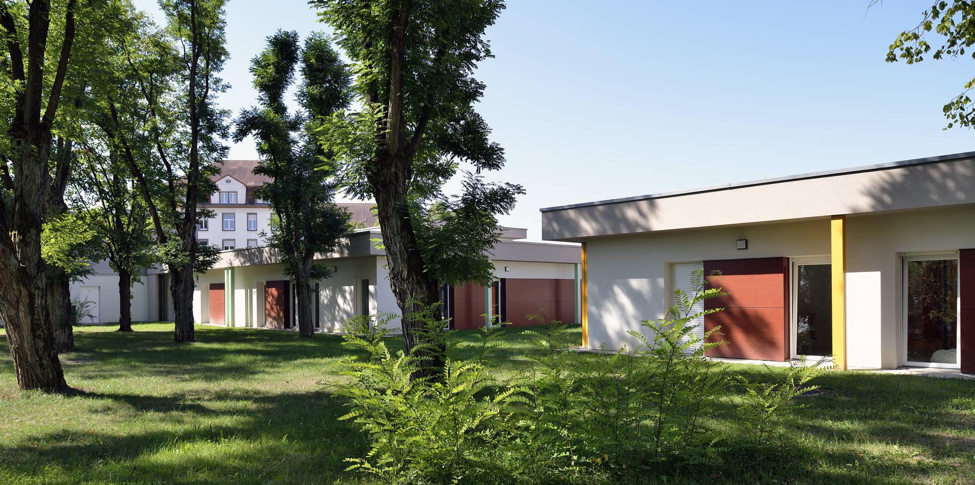 Foyer MAS à Strasbourg - Neuhof