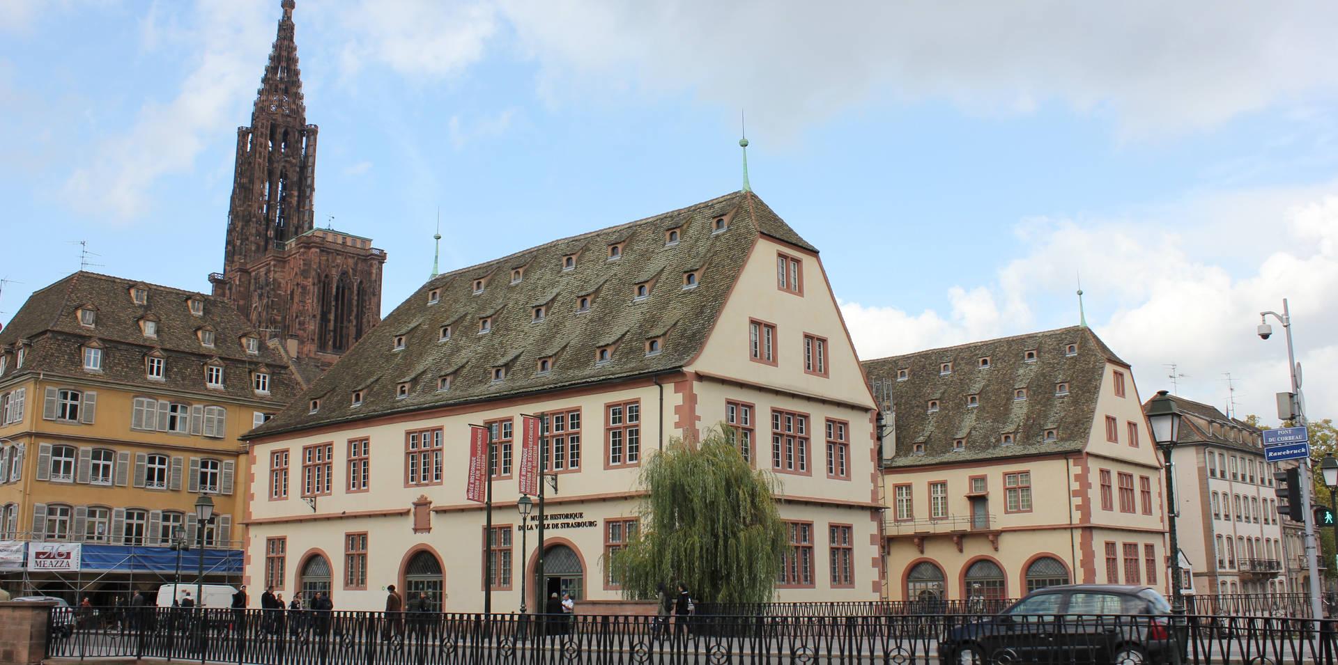 Musée historique Strasbourg