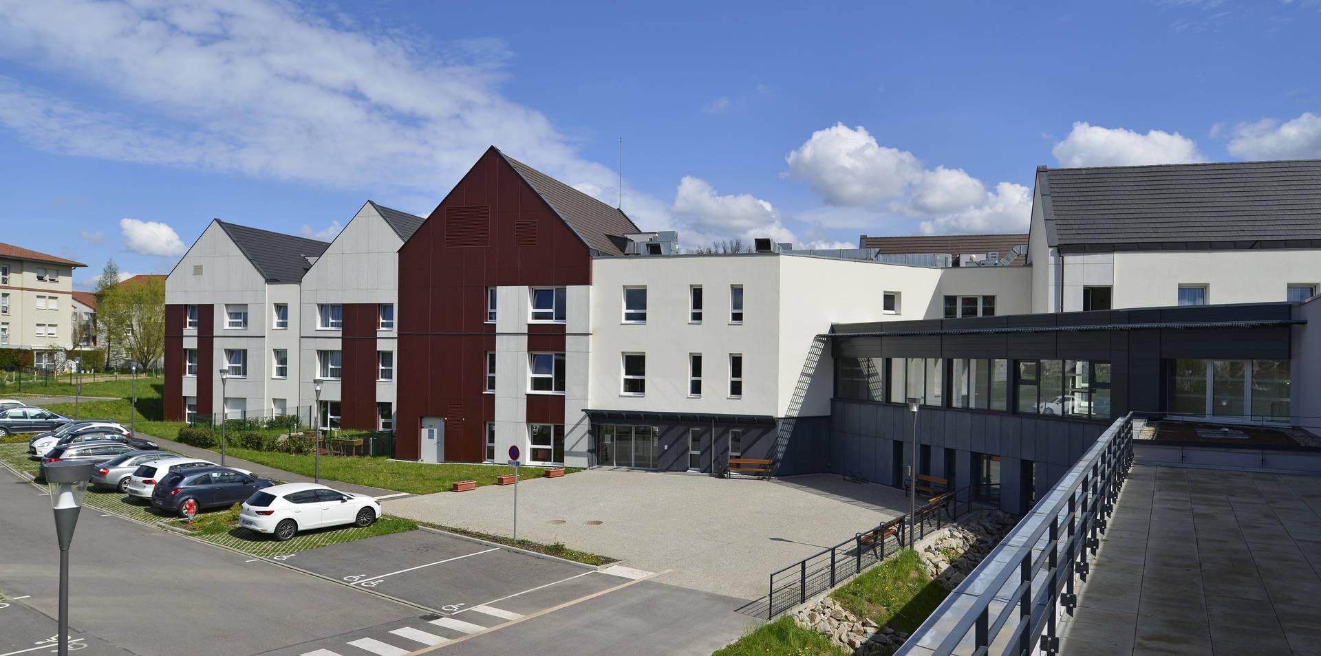 EHPAD, Hôpital Graffenbourg à Brumath
