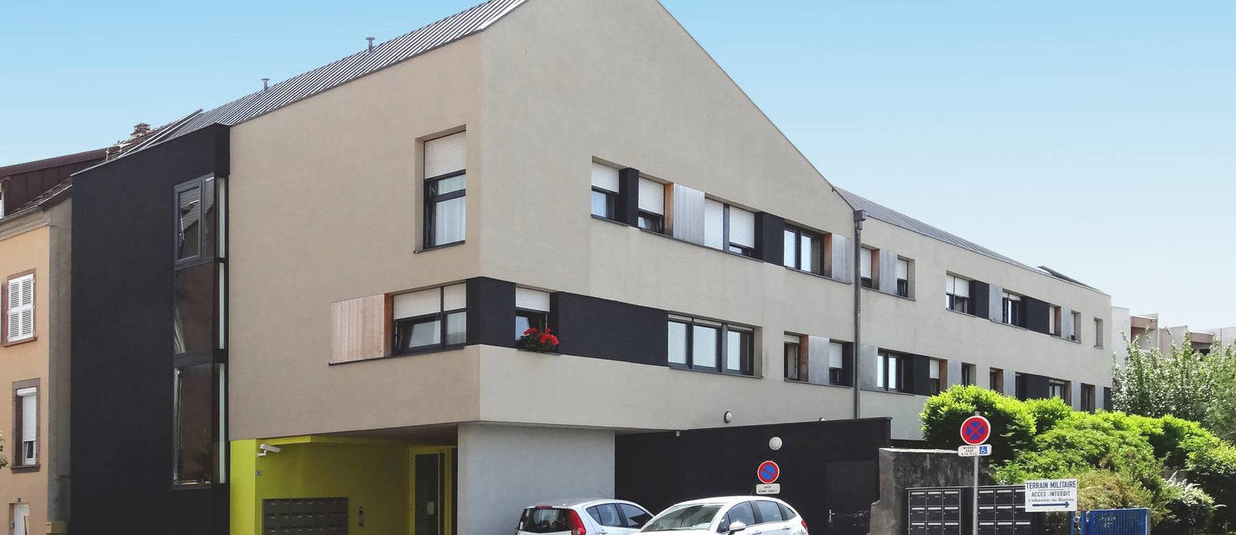 Maison Relais à Sarrebourg