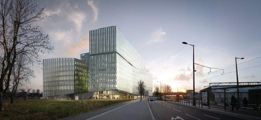 Quartier d'affaires Strasbourg