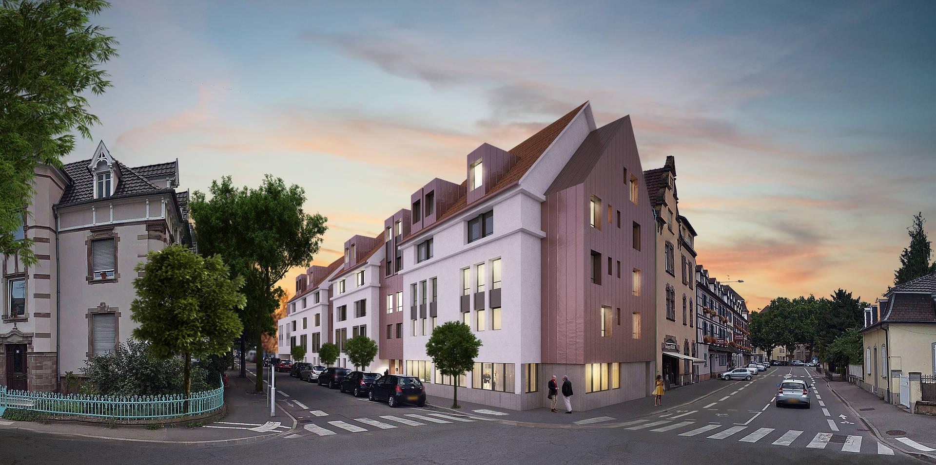 Hôtel Novotel Suites