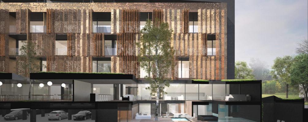 démarrage du chantier de l'hôtel MGallery by Sofitel à Colmar