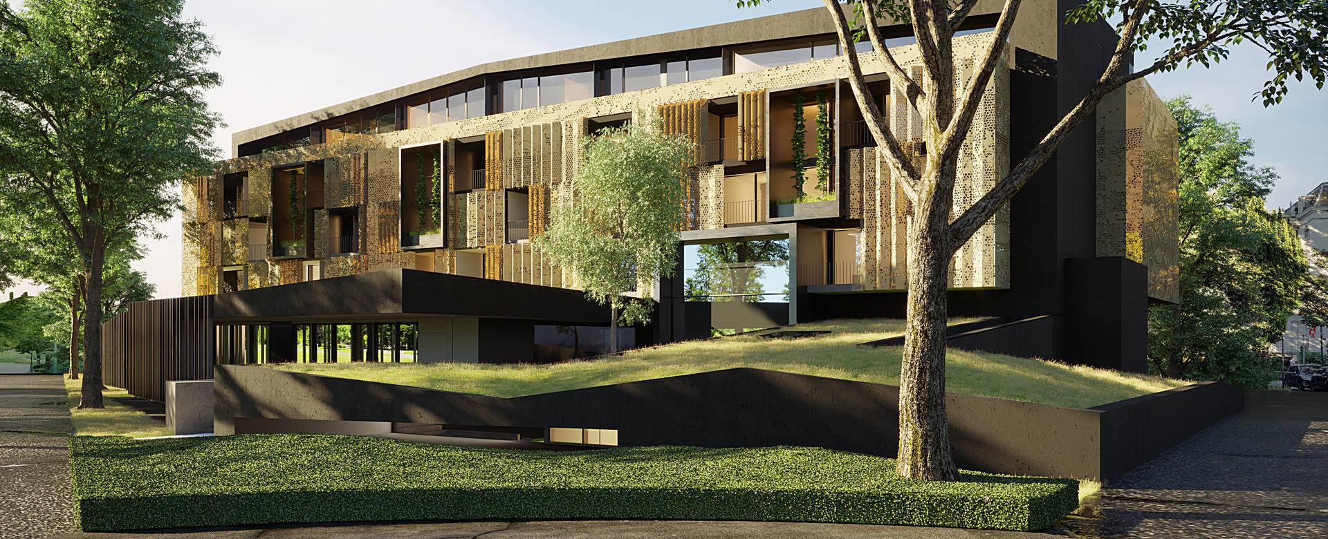 Obtention du permis de construire Hotel MGallery à Colmar (68)