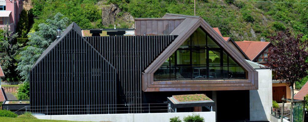 Nomination pour le prix du «lieu le mieux productif» décerné par l'Association des Architectes et Maîtres d'Ouvrage (AMO)