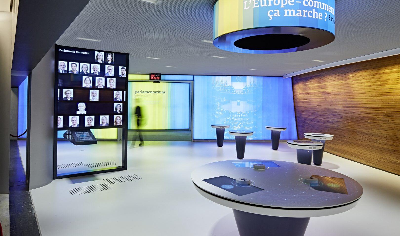 parlamentarium – parlement européen