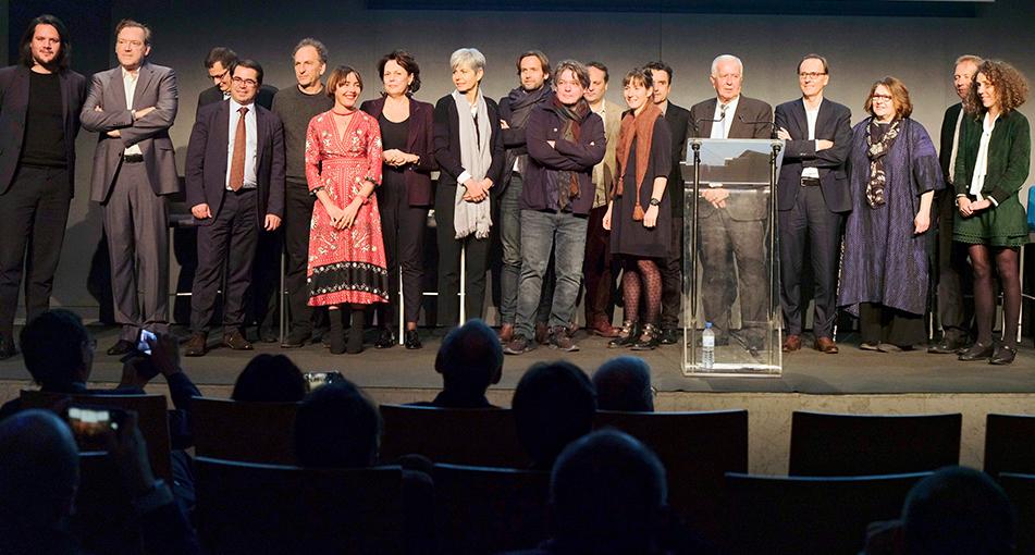 AEA architectes et la Maison Ferber remportent le prix AMO dans la catégorie «Lieu le mieux productif»
