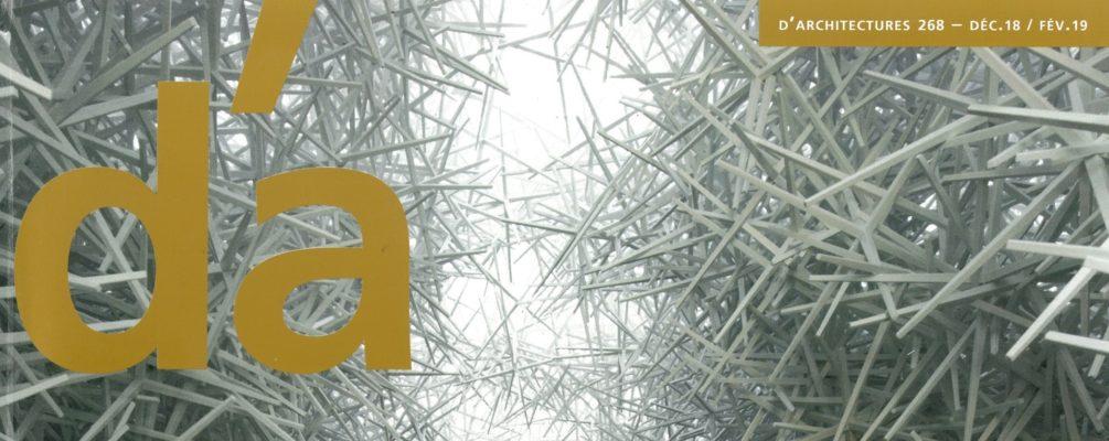 Classement des agences françaises d&rsquo;architecture&#160;: <br>AEA architectes en bonne place &#160;!