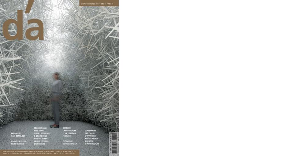 Classement des agences françaises d&rsquo;architecture&#160;: <br>AEA architectes en bonne place