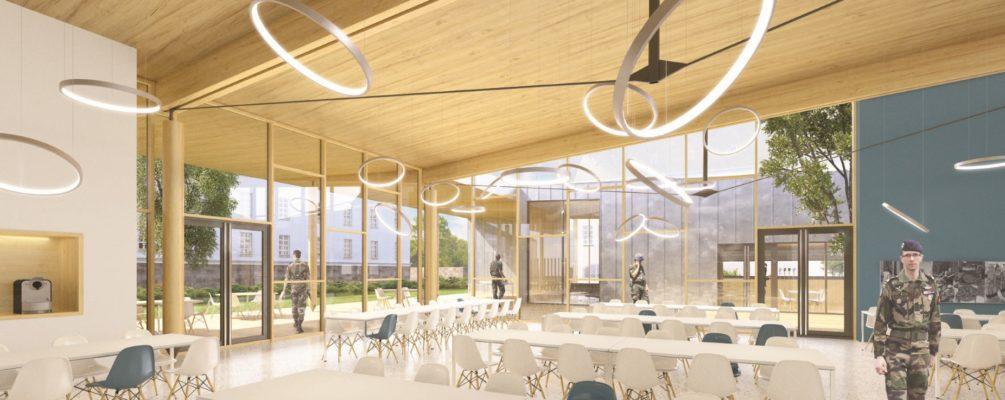 Construction d'un «Ensemble Alimentation Loisirs» à Thionville