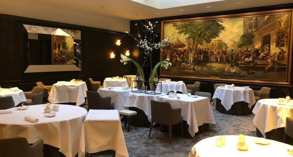 Restaurant Crocodile à Strasbourg: Réouverture après travaux