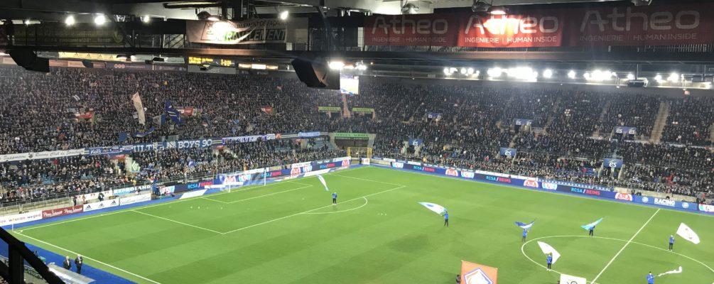 Restructuration du stade de la Meinau: retenu à concourir