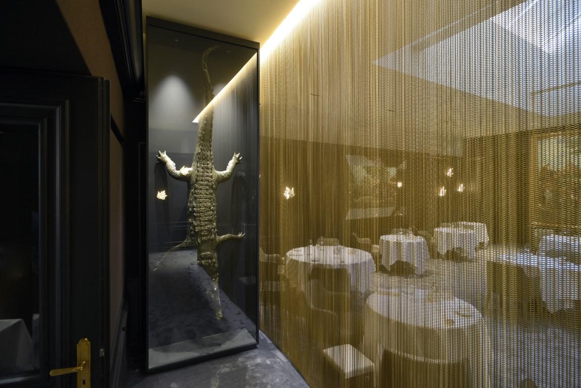Restaurant AU CROCODILE