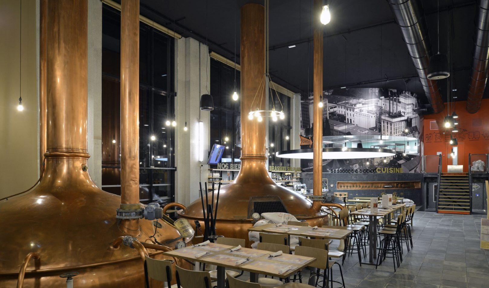 Restaurant microbrasserie LES 3 BRASSEURS