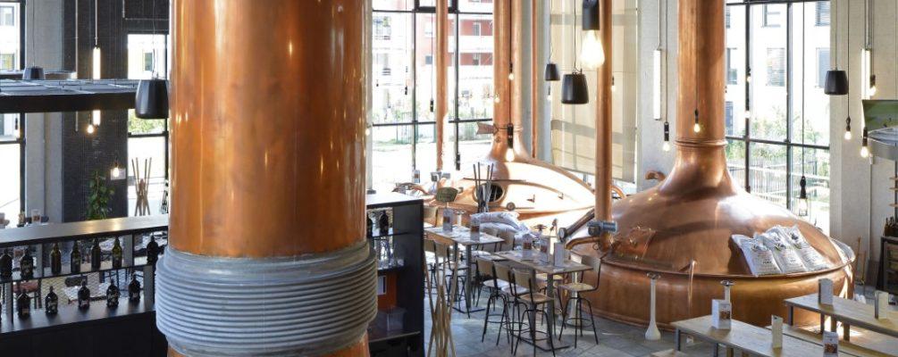 CONCOURS COMMERCE DESIGN EUROMETROPOLE STRASBOURG: Coup de Cœur pour le restaurant LES 3 BRASSEURS à Cronenbourg.