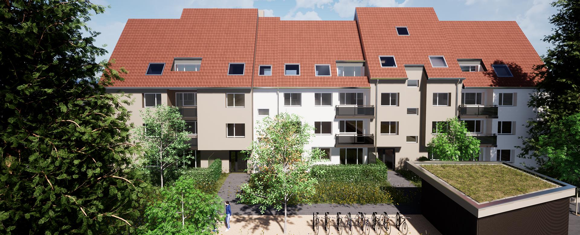 renovation energetique de 150 logements repartis en 6 residences vilogia