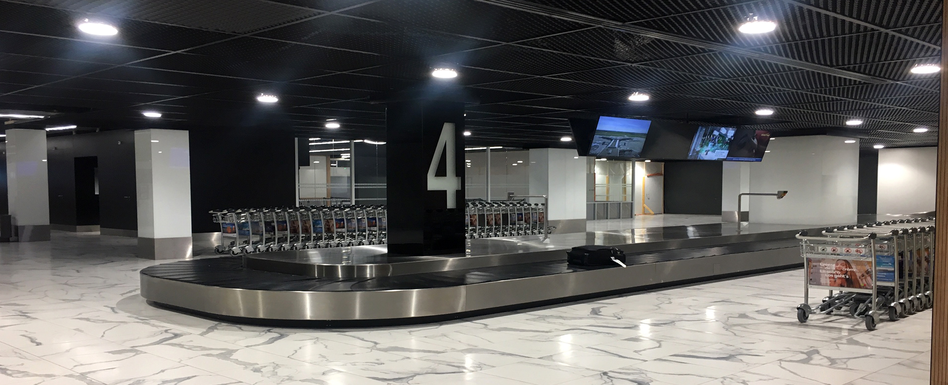 zone livraison bagages – aéroport bâle/mulhouse